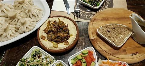 טביליסי - מסעדה גרוזינית בבאר שבע