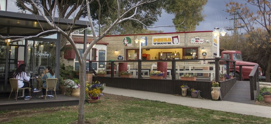 תמונת רקע קוקיה - בית קפה