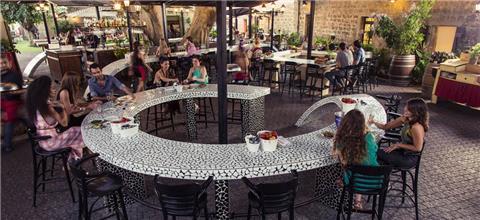 ויקי כריסטינה - מסעדה ספרדית בתל אביב