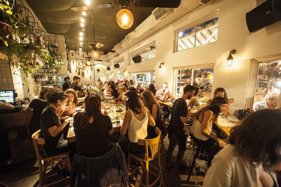 Italian Restaurant in Tel Aviv