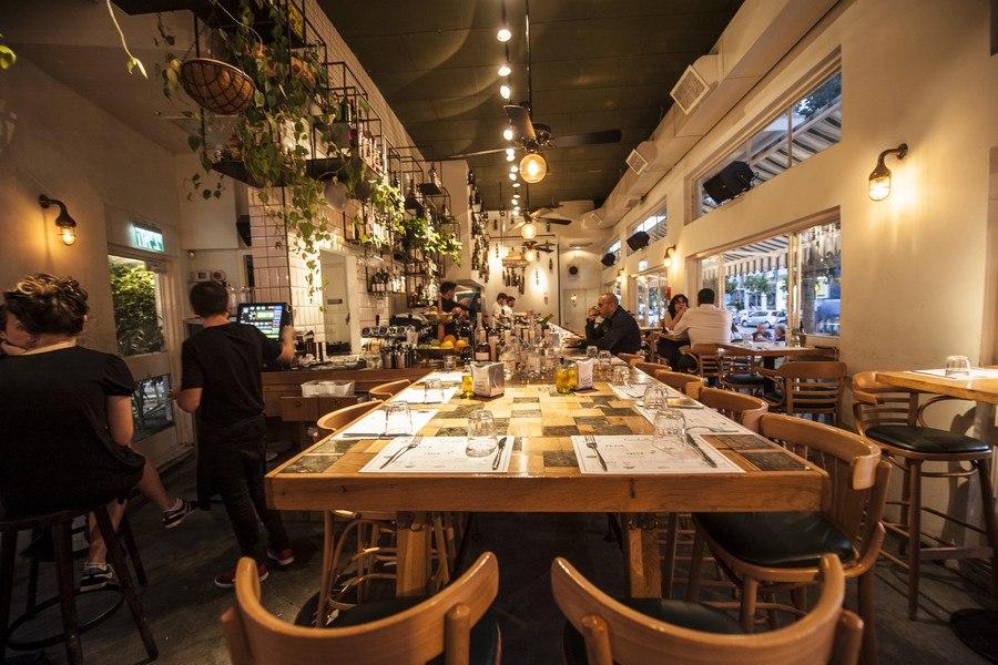 Tel Aviv Restaurant