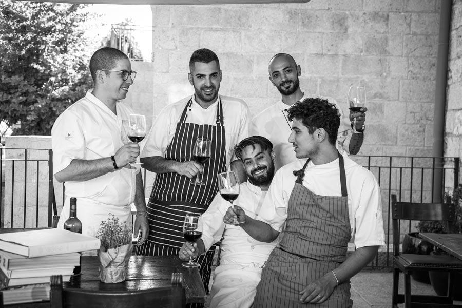 מסעדות כשרות למהדרין בירושלים