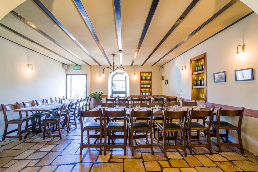 מסעדות בממילא