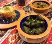 ארוחה שמחה בבית החצ'פורי בבת ים