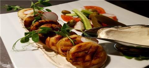 אלריאן - מסעדה מזרחית בהמושבה הגרמנית, חיפה, חיפה