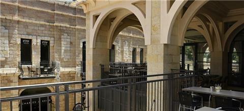 קפה גרג - בית קפה במתחם ממילא, ירושלים