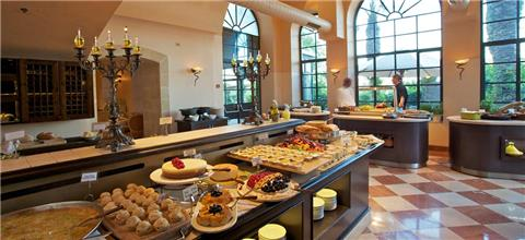 טוראנס - המלון הסקוטי - מסעדת קונספט בטבריה