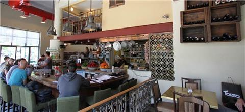 לה שוק - מסעדה ים תיכונית במרכז