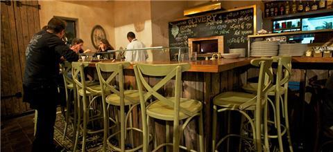 אוליברי - מסעדה איטלקית באבן גבירול, תל אביב