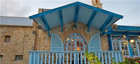 אבראג' - מסעדת דגים ביפו, תל אביב