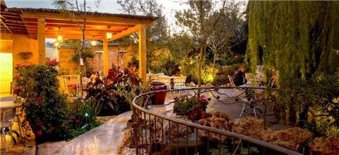 דרך הגפן - בית קפה באזור ירושלים