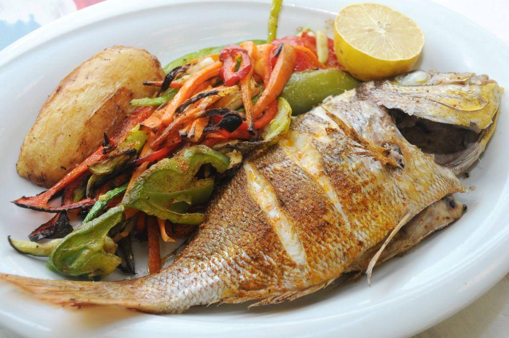 מסעדת דגים ביפו