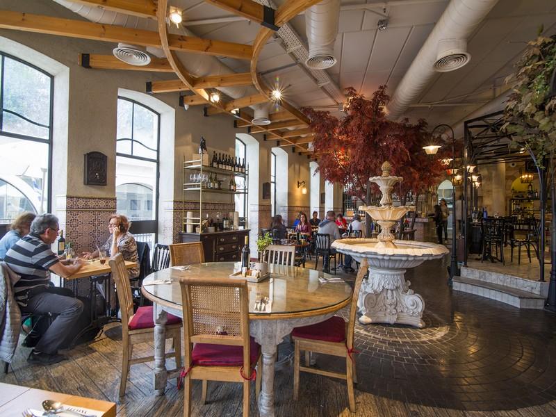 מסעדה איטלקית בממילא