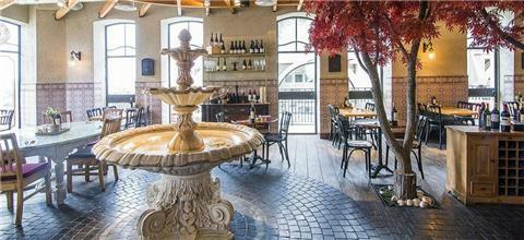 לוצ'נה ממילא - מסעדה איטלקית במתחם ממילא, ירושלים
