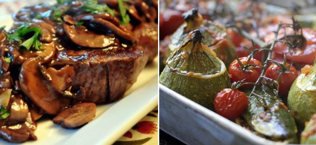תמונת רקע מסעודה - אוכל של בית