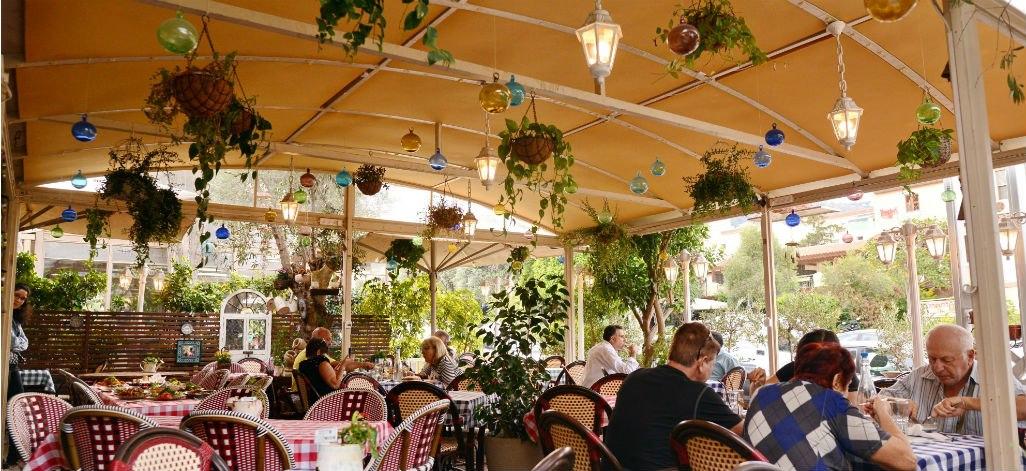 מסעדת שטרודל מושבה גרמנית