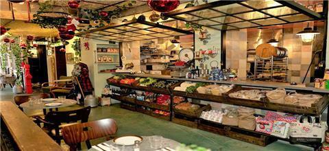 מסעדת שטרודל - מסעדה ים תיכונית בהמושבה הגרמנית, חיפה, חיפה