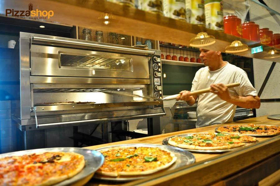תמונה של פיצה שופ - 1