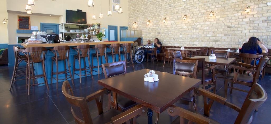 תמונת רקע קיטשן בר מסעדה חלבית