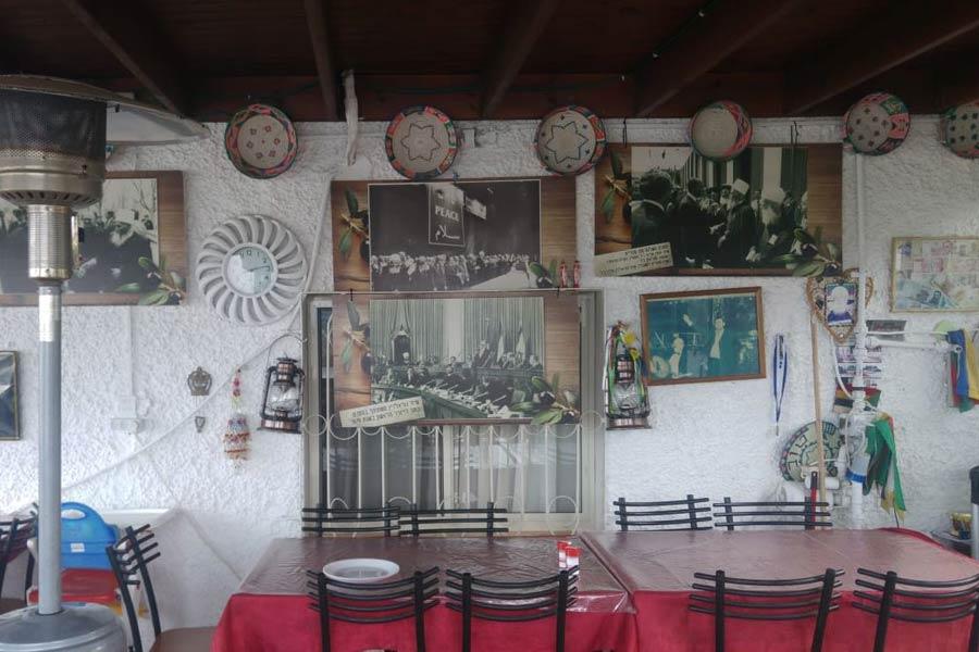 מסעדת מנסף הדרוזי בדלית אל כרמל