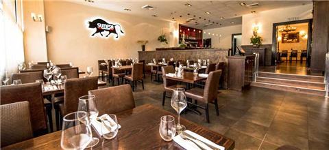 סומסה - מסעדת בשרים במתחם הבורסה, רמת גן