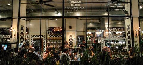 גרינברג ביסטרו תל אביב - בית קפה במרכז