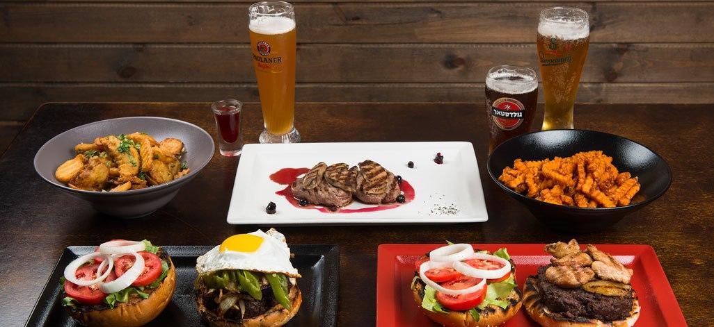 רד בורגר בר -  Red Burger Bar