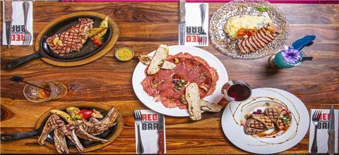 רד בורגר בר  Red Burger Bar נתניה - מסעדת בשרים בנתניה