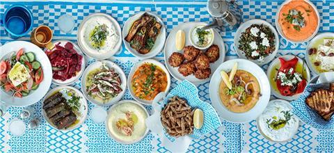 גרקו תל אביב - מסעדה יוונית באזורי חן, תל אביב