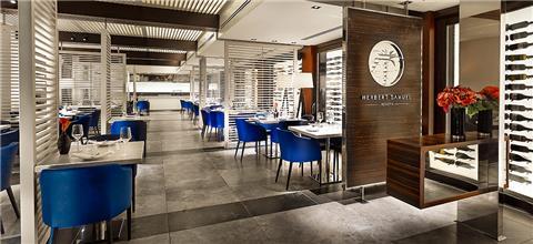 הרברט סמואל - מסעדה ים תיכונית במרינה הרצליה, הרצליה
