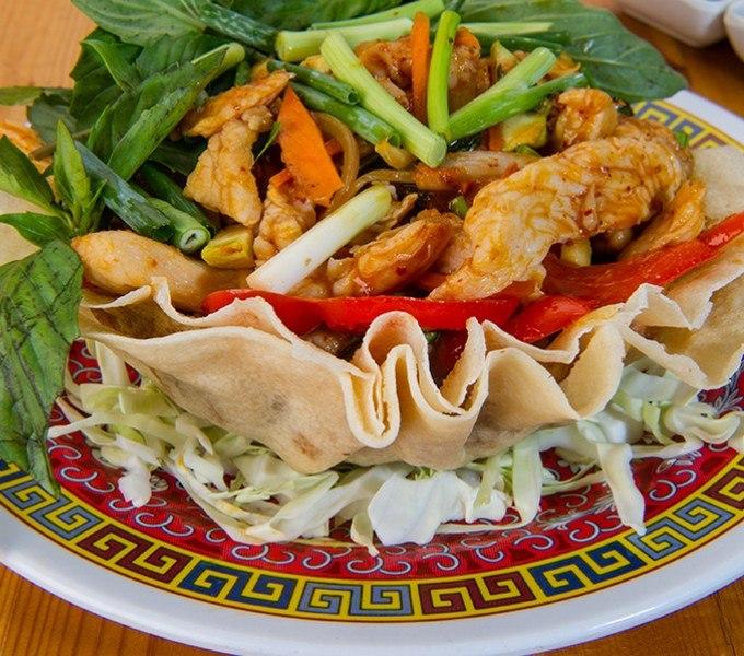 תמונה של גקו אוכל תאילנדי - 1