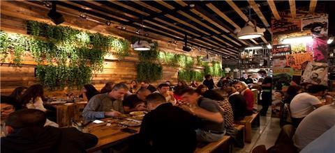 מינה טומיי - מסעדה אסייאתית במרכז