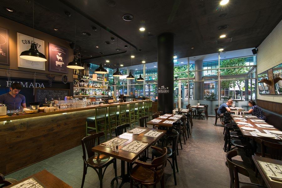 מסעדה באיזור השרון