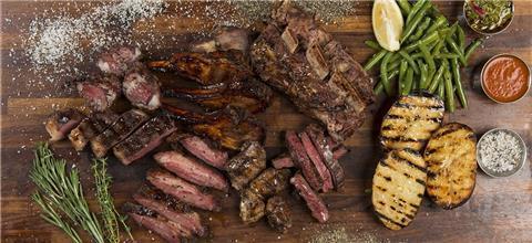 באקארו - מסעדת בשרים באזור תעשייה רעננה, רעננה