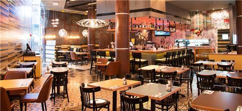קינג ג'ורג' - מסעדה אמריקאית באזור ירושלים