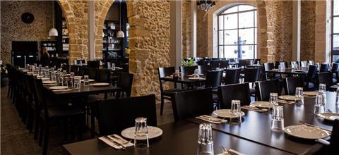 סאנט ג'ורג' - מסעדת בשרים ביפו, תל אביב