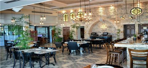 תשרין - מסעדה ערבית בנצרת עילית (נוף הגליל)