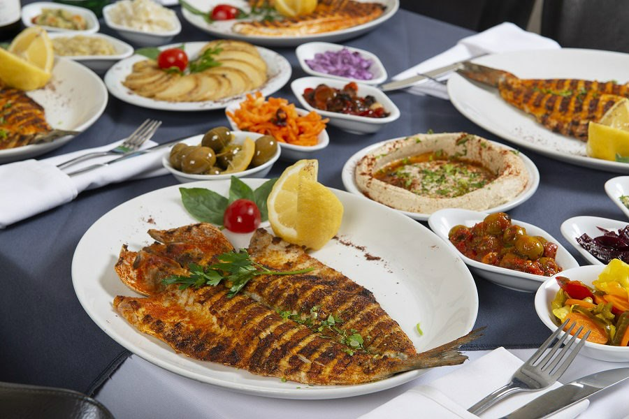 מסעדת פירות ים ביפו