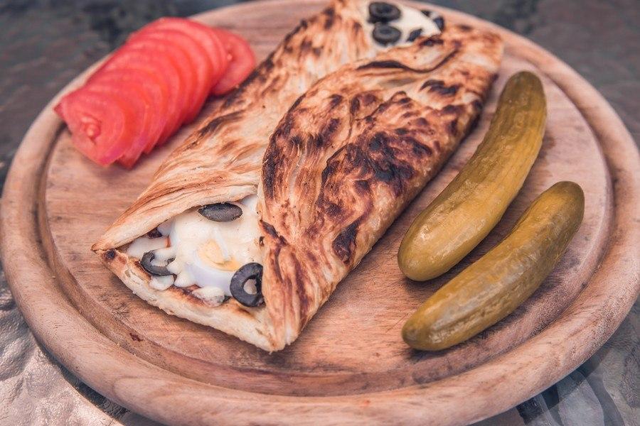 תמונה של פיצה אודיז - 3