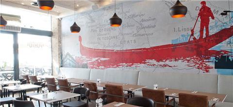 פורטו בנמל  - מסעדה איטלקית בנמל תל-אביב, תל אביב