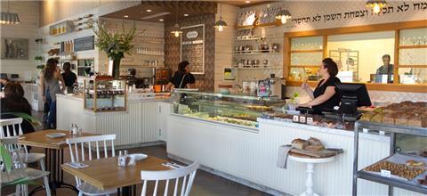 מיכלי'ס - בית קפה במרכז