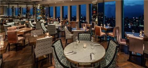 טוסי - מסעדת קונספט בתל אביב
