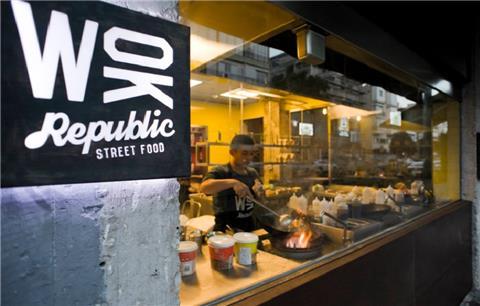 ווק ריפבליק - מסעדה אסייאתית בתל אביב