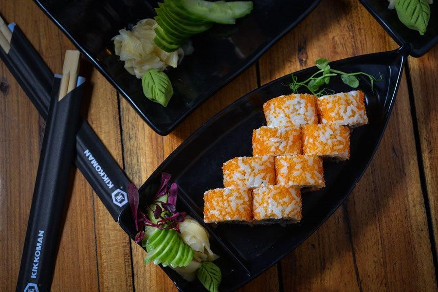 אוכל יפני בחיפה