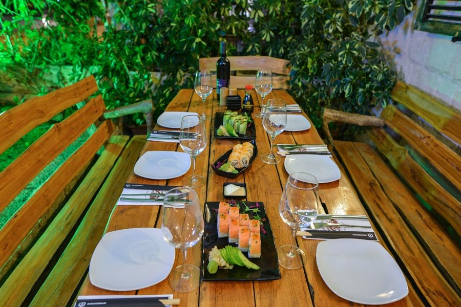 מסעדת אייתית בחיפה