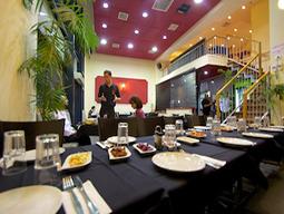 """ד""""ש לזהבה: ביקור במסעדת צ'ימיצ'ורי"""