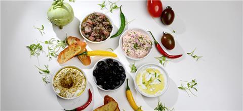 מיתוס פיש מרקט - מסעדת דגים בתל אביב