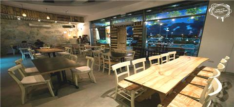 ימאס - מסעדה ים תיכונית בשרון