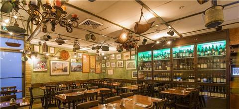 אמורה מיו - מסעדה איטלקית באבן גבירול, תל אביב