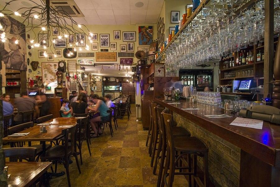 מסעדה בתל אביב